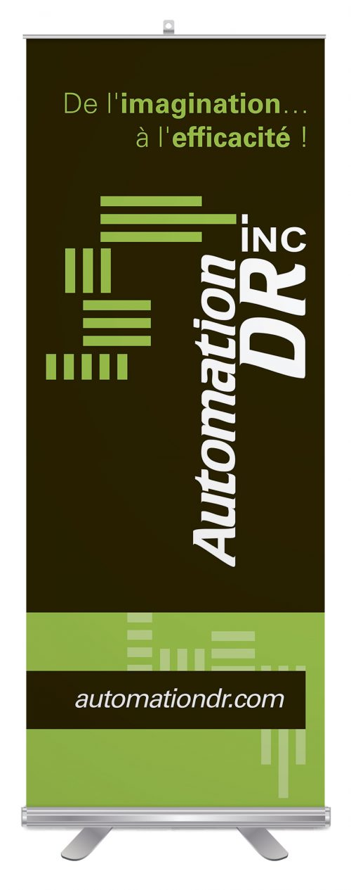 Roll up d'Automation DR