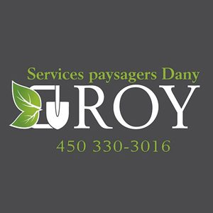 Services paysagers Dany Roy